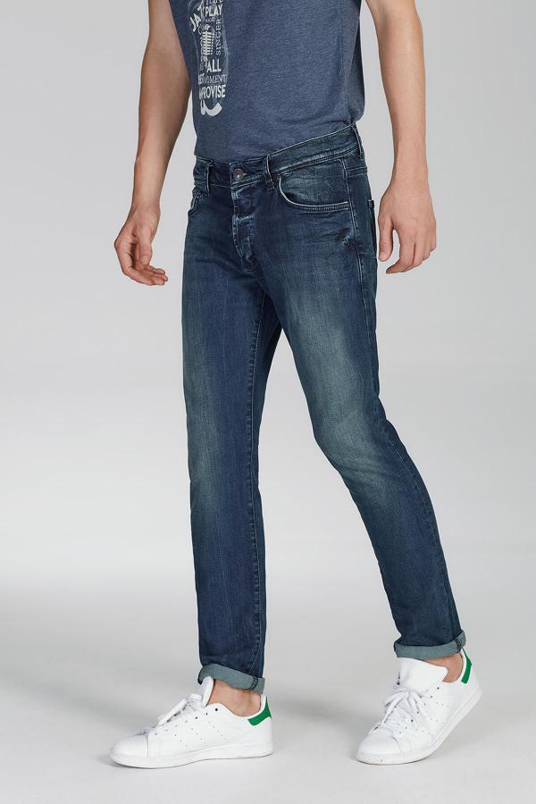 فروش پستی ست شلوار جین مردانه برند Ltb رنگ لاجوردی کد ty2447319