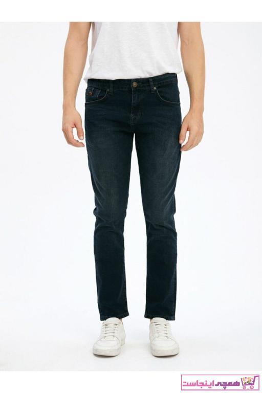 خرید غیر حضوری شلوار جین از ترکیه برند ال تی بی رنگ لاجوردی کد ty2555154