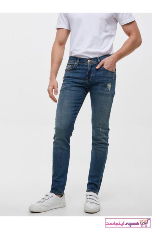 فروشگاه شلوار جین اورجینال برند ترک Ltb رنگ لاجوردی کد ty2555156