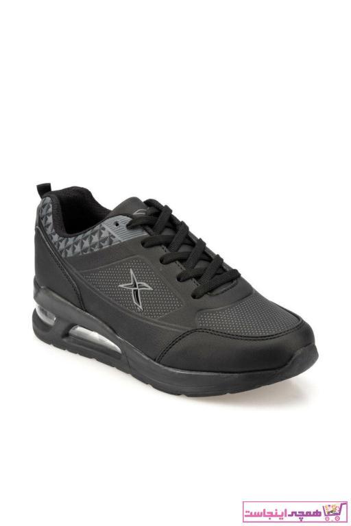 خرید کفش مخصوص پیاده روی غیرحضوری برند کینتیکس kinetix رنگ مشکی کد ty29715959