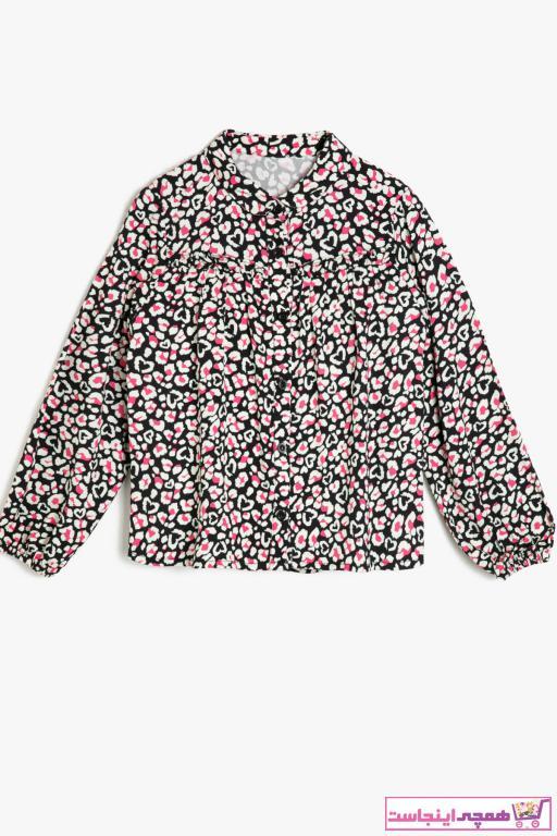 پیراهن دخترانه مدل برند Koton Kids رنگ صورتی ty31337516