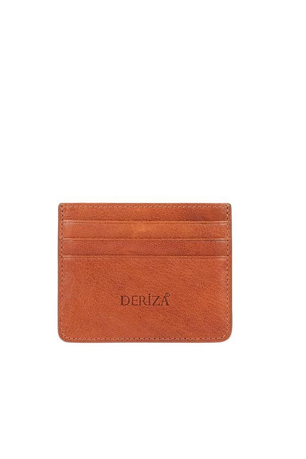 کیف کارت بانکی زنانه خاص برند Deriza رنگ قهوه ای کد ty31379090