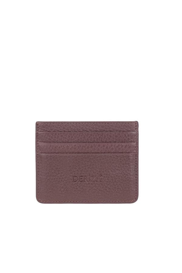 کیف کارت بانکی زنانه تابستانی برند Deriza رنگ زرشکی ty31379092