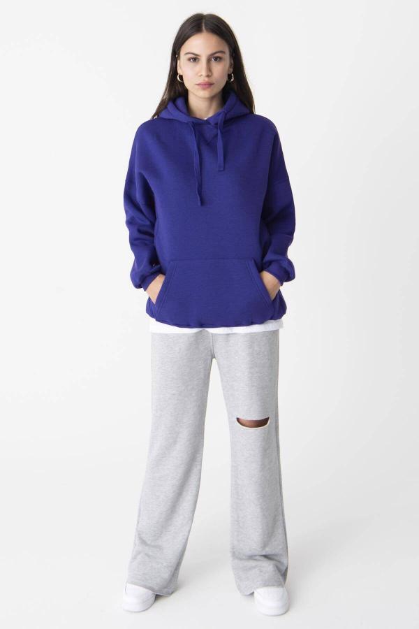 فروش سویشرت زنانه نخی برند Addax رنگ بنفش کد ty31627919