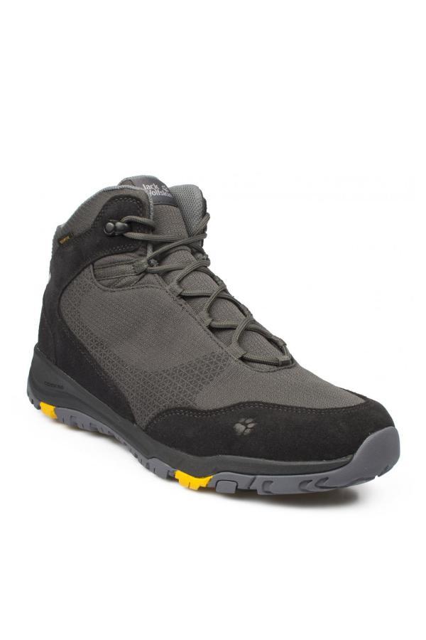 کفش کوهنوردی مردانه ترک برند Jack Wolfskin رنگ متالیک کد ty31697669