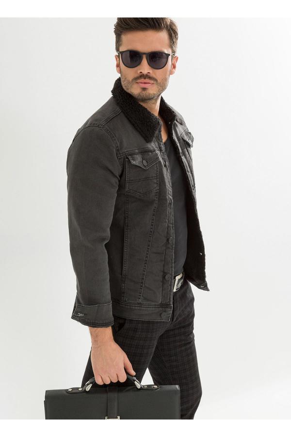 ژاکت مردانه با قیمت برند LTC Jeans رنگ نقره ای کد ty31931410