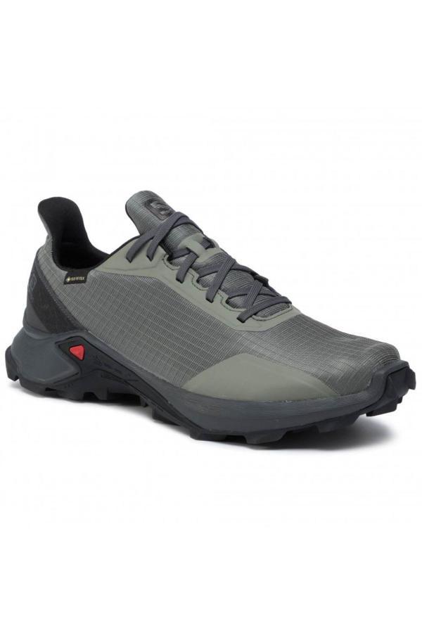 کفش کوهنوردی مدل 2020 برند Salomon رنگ نقره ای کد ty32030626