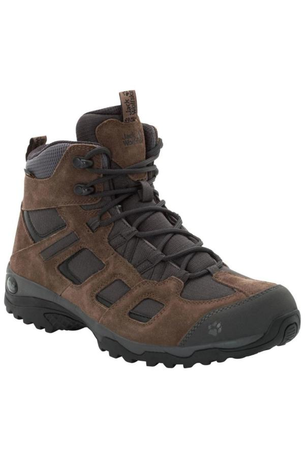 خرید انلاین کفش کوهنوردی جدید مردانه شیک برند Jack Wolfskin رنگ قهوه ای کد ty32060279