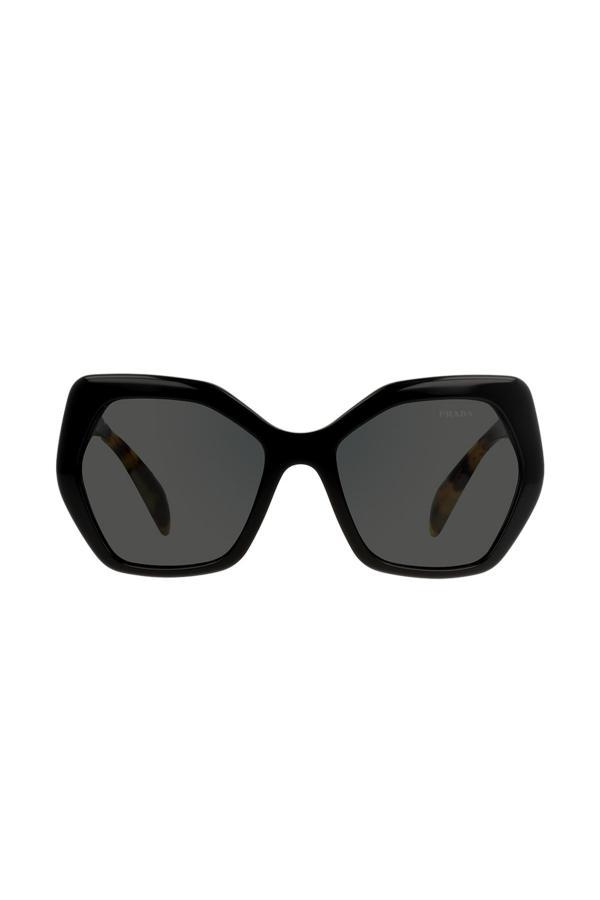 عینک آفتابی خاص برند Prada رنگ بژ کد ty32071860