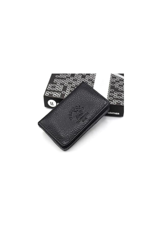 کیف کارت بانکی مردانه اسپرت برند WEST POLO CÜZDAN رنگ مشکی کد ty32084518