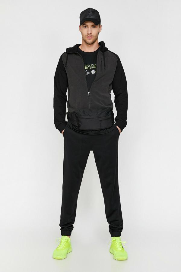 خرید ارزان کاپشن فانتزی مردانه برند کوتون رنگ نقره ای کد ty32088245