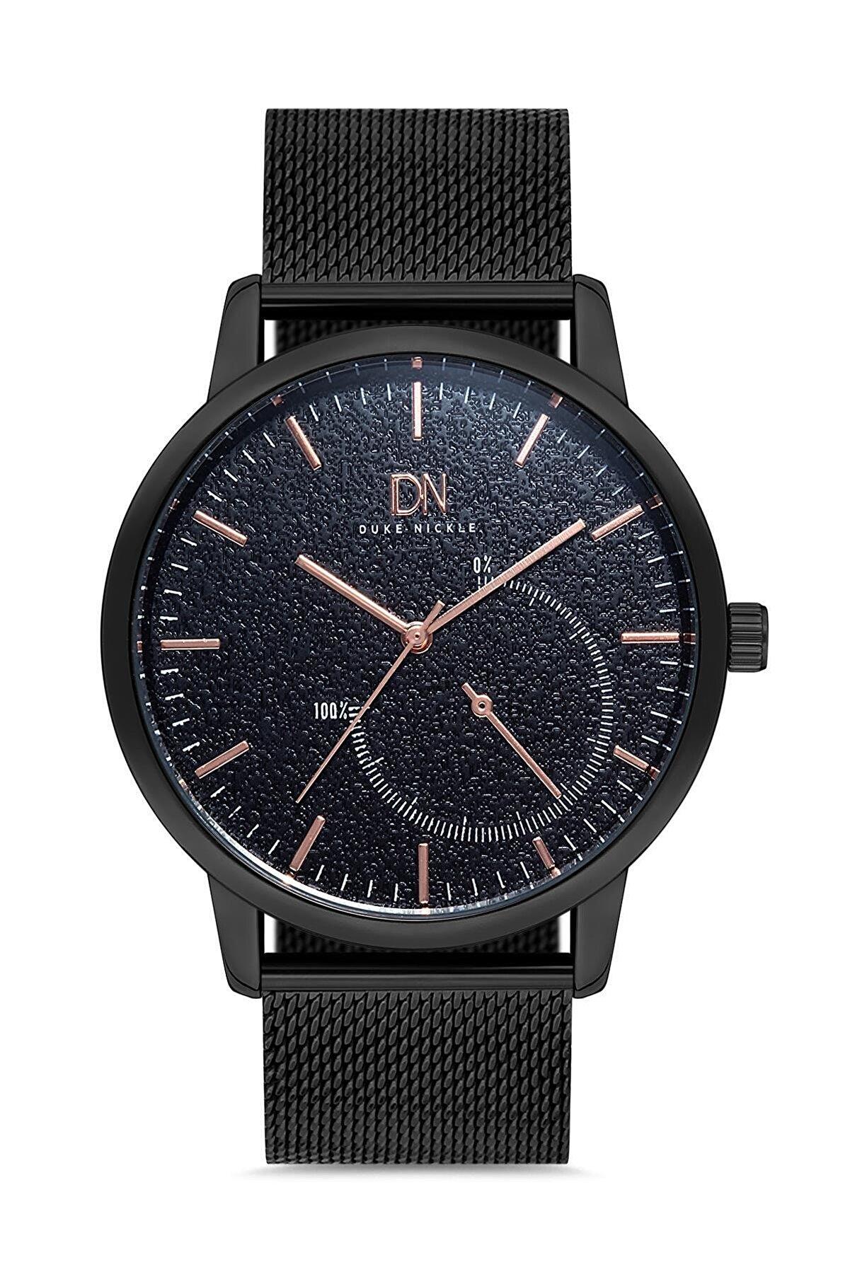 فروش ساعت مردانه فانتزی مارک Duke Nickle رنگ نارنجی کد ty32183769