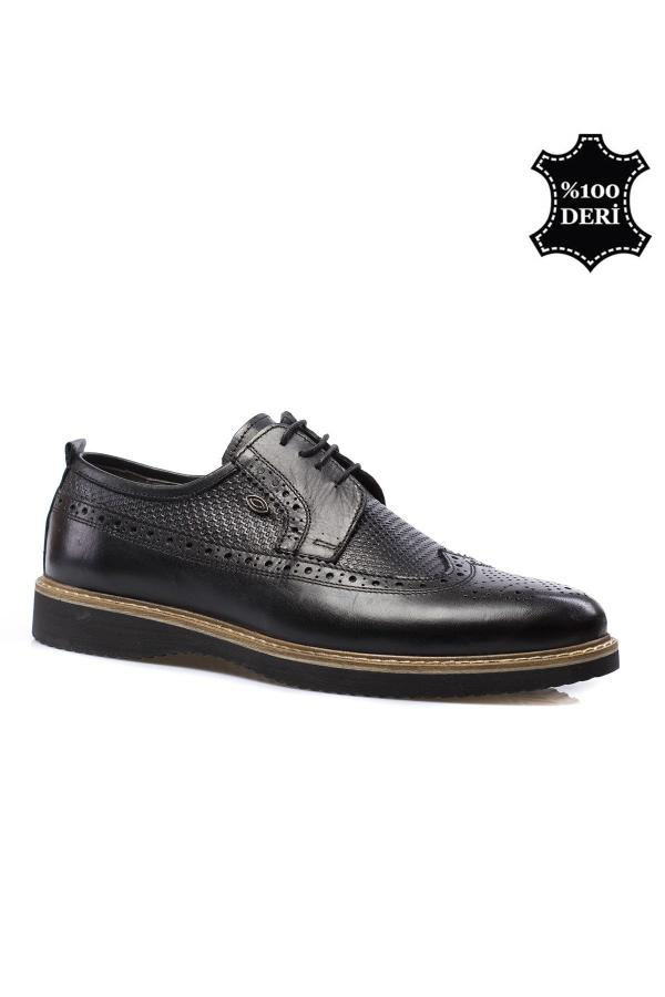 خرید نقدی کفش کلاسیک مردانه برند maximoda رنگ مشکی کد ty32425172