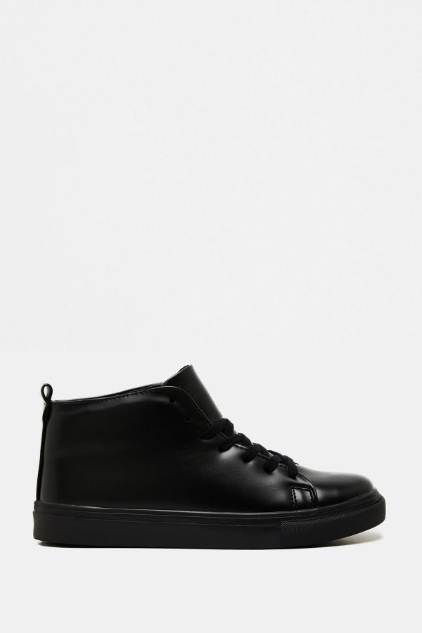 کفش اسپرت مردانه 2020 برند کوتون رنگ مشکی کد ty3331949