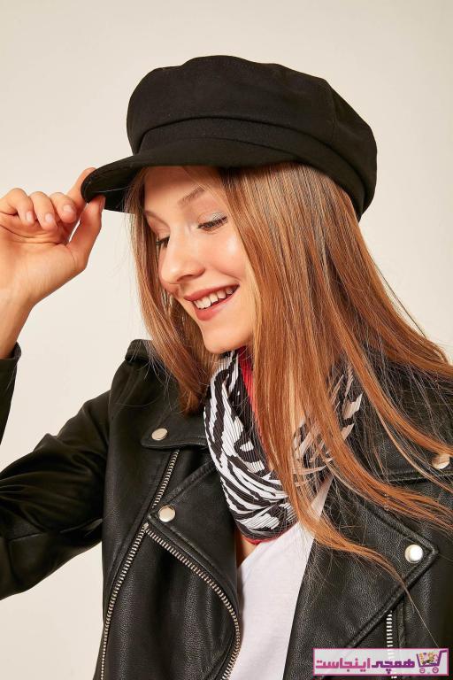 کلاه زنانه اورجینال برند Axesoire رنگ مشکی کد ty33371187