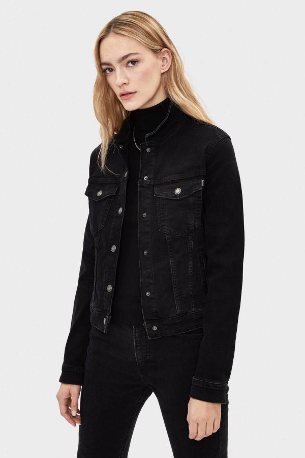 ژاکت خاص برند bershka رنگ مشکی کد ty33672389