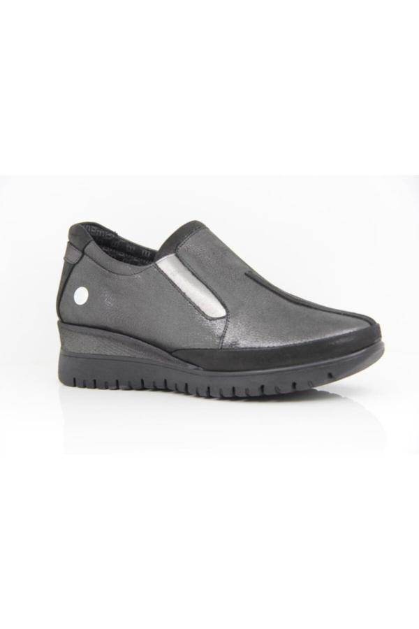 کفش تخت دخترانه اسپرت جدید Mammamia رنگ متالیک کد ty33700317