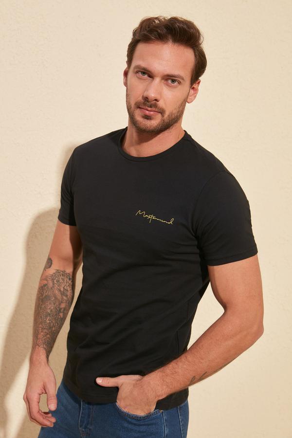 فروش تیشرت مردانه 2020 برند ترندیول مرد رنگ نقره ای کد ty33935536