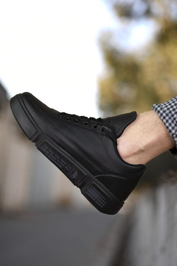 سفارش کفش اسپرت زمستانی مردانه برند Riccon رنگ مشکی کد ty34027570