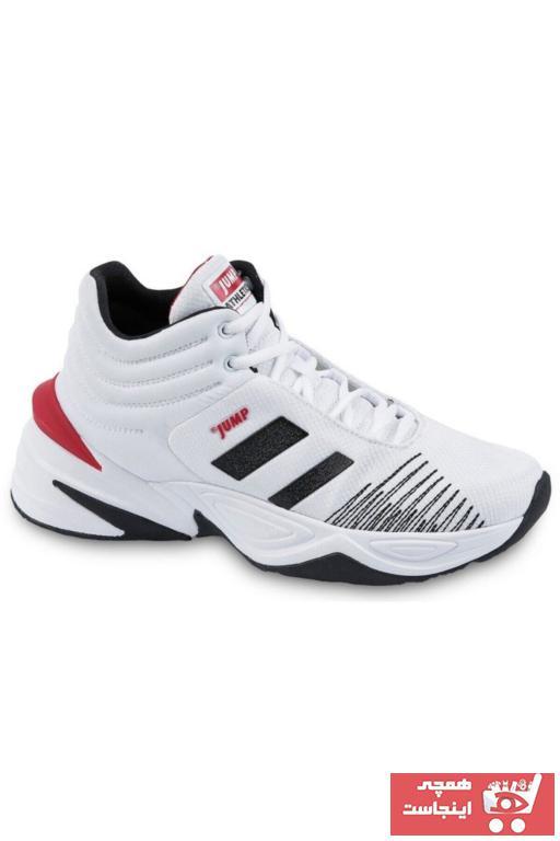 خرید کفش مخصوص پیاده روی مردانه شیک مجلسی برند Jump رنگ سفید ty34152746