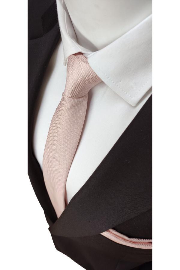 خرید مدل کراوات برند Elegante Cravatte رنگ نارنجی کد ty34243407