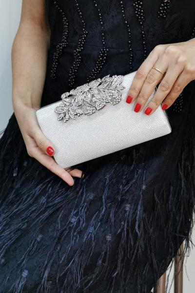 فروش انلاین کیف دستی زنانه مجلسی برند NAZART کد ty34258175