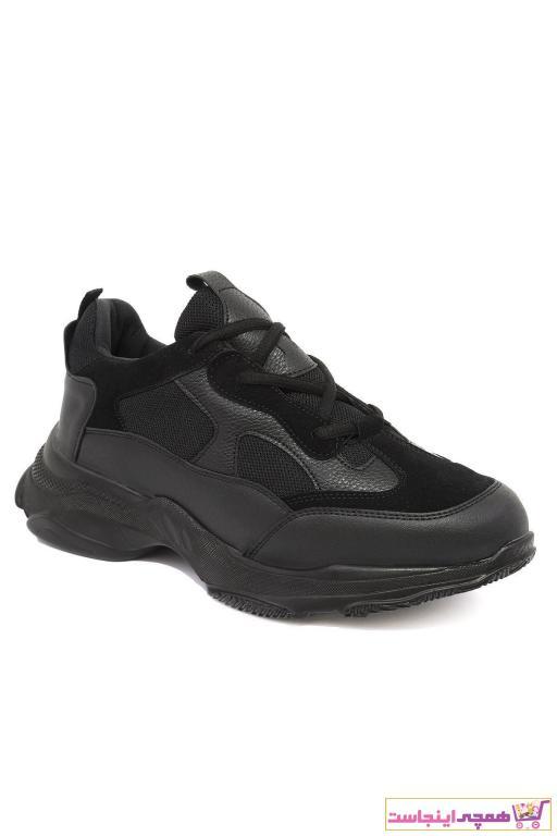 کفش اسپرت زیبا برند LETOON رنگ مشکی کد ty34428151