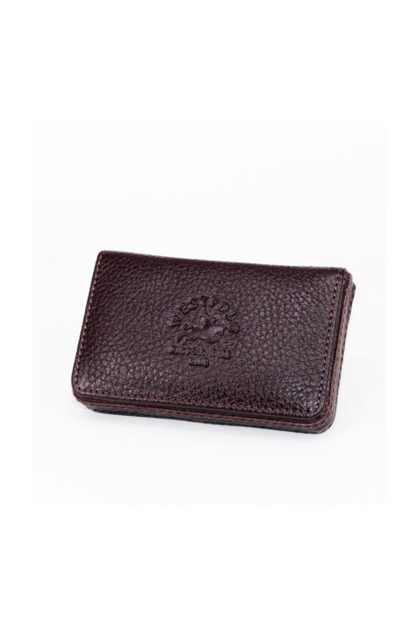 خرید اسان کیف کارت بانکی مردانه اورجینال برند WEST POLO CÜZDAN رنگ قهوه ای کد ty34478431