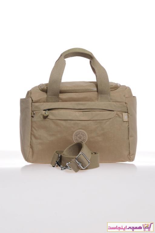 خرید نقدی کیف ورزشی مردانه برند SMART BAGS رنگ قهوه ای کد ty34683341