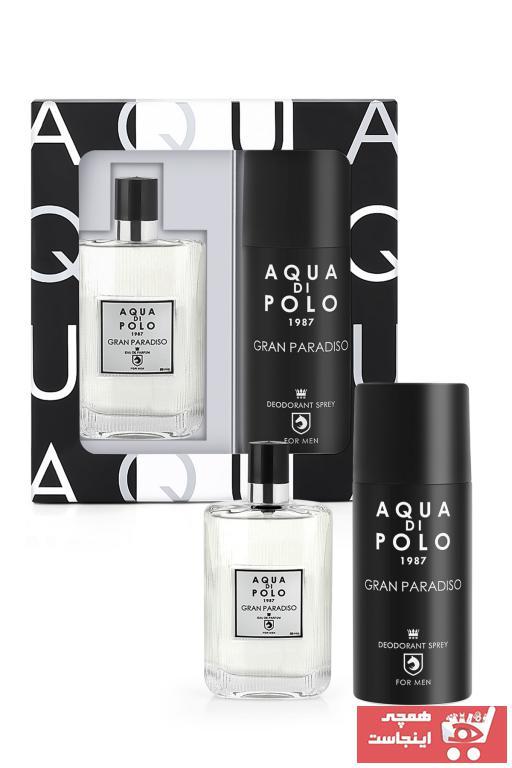 ست ادکلن مردانه جدید مارک Aqua Di Polo 1987 کد ty34767928
