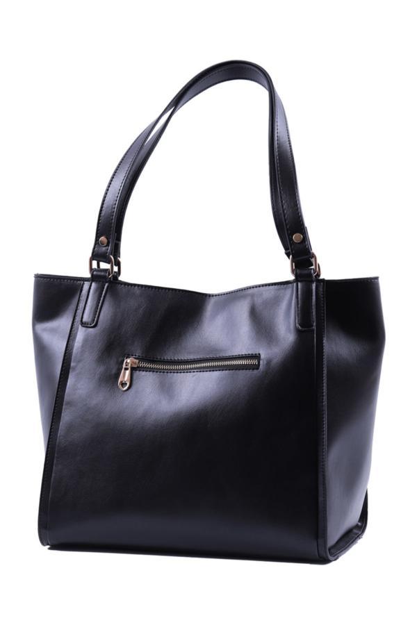خرید کیف دستی 2020 زنانه برند EvyLaure رنگ مشکی کد ty34937749