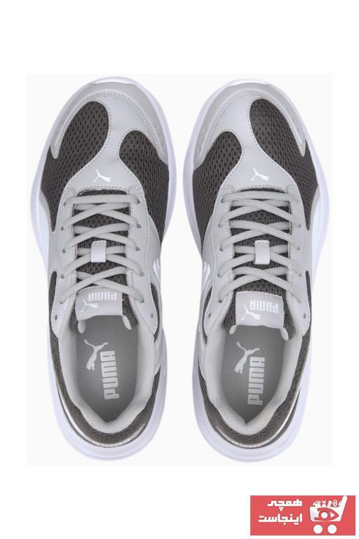 سفارش انلاین کفش مخصوص دویدن ساده برند Puma رنگ نقره ای کد ty35216316