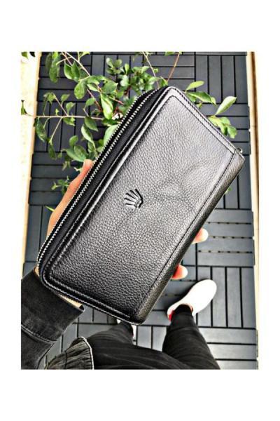 کیف پول زنانه برند WATCHOFROYAL رنگ مشکی کد ty35406303