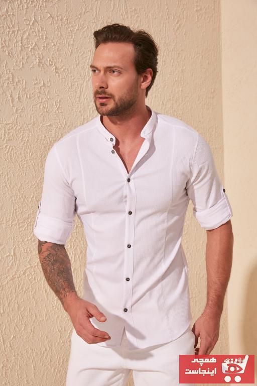 مدل پیراهن مردانه مارک ترندیول مرد کد ty35558838