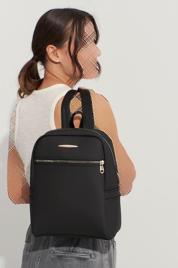 خرید نقدی کوله پشتی جدید برند Bagzone رنگ مشکی کد ty35608407