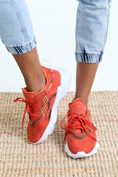 خرید انلاین کفش اسپرت مردانه خاص برند تونی بلک رنگ نارنجی کد ty35724674