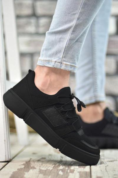 کفش اسپرت زیبا مردانه برند Riccon رنگ مشکی کد ty35738801