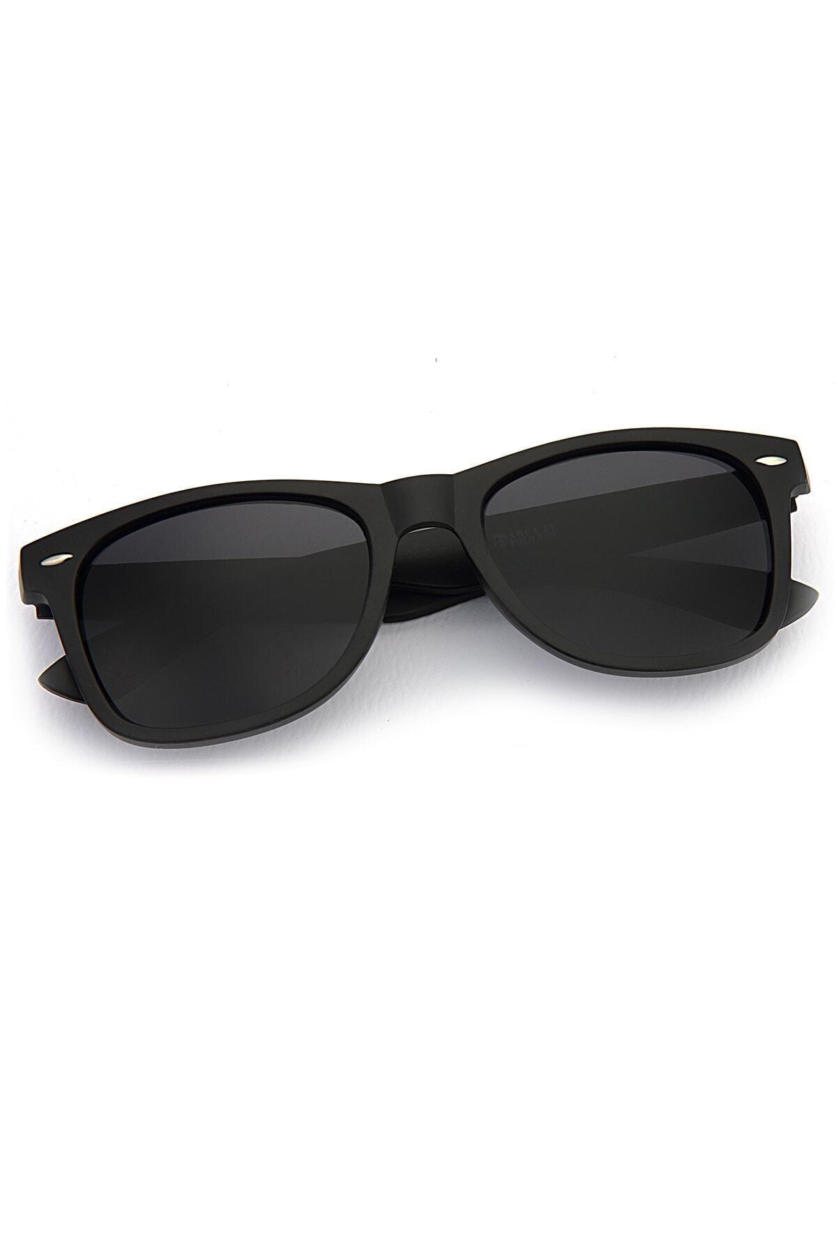 عینک آفتابی زیبا مارک Aqua Di Polo 1987 رنگ مشکی کد ty35809728