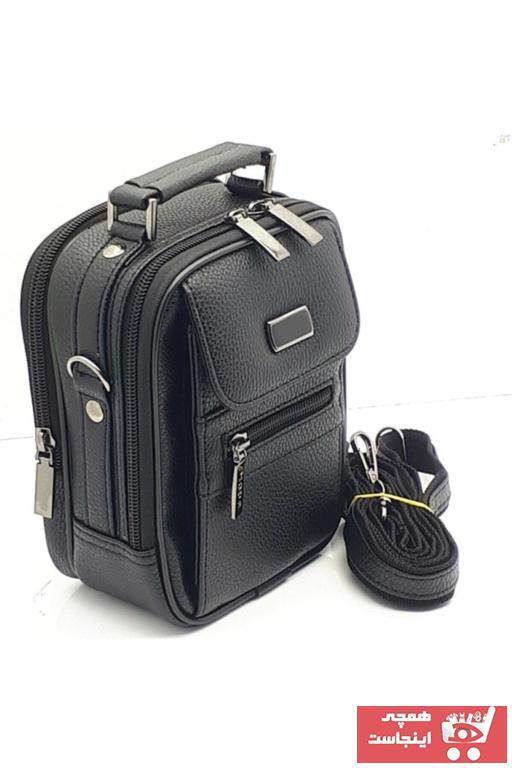 خرید نقدی کیف دستی مردانه فروشگاه اینترنتی برند MODA رنگ مشکی کد ty35851713