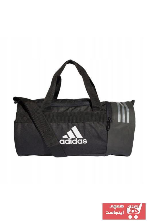 خرید ارزان کیف ورزشی  زنانه برند adidas رنگ مشکی کد ty3610779