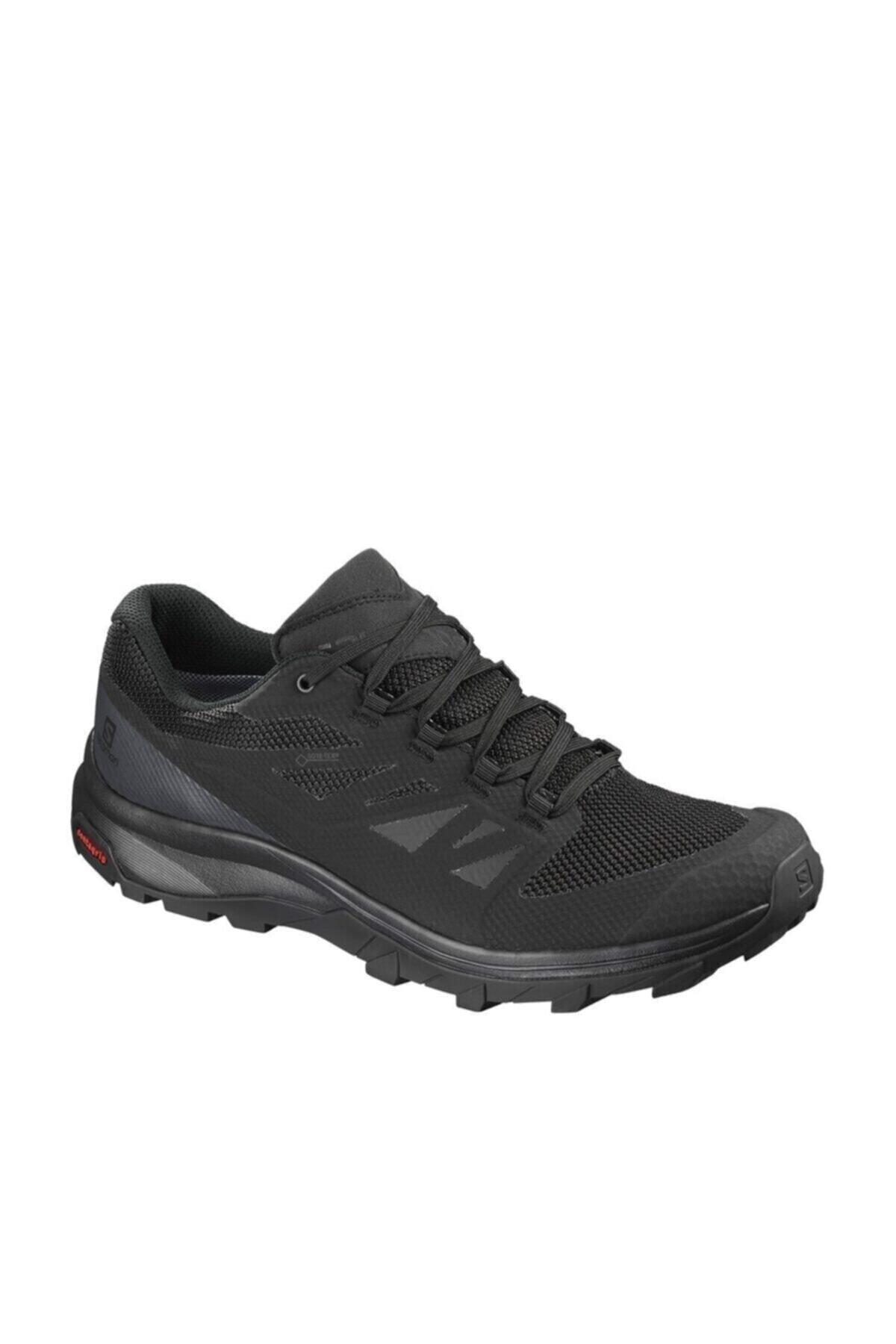 کفش کوهنوردی مردانه سال ۹۹ برند Salomon رنگ مشکی کد ty3621365