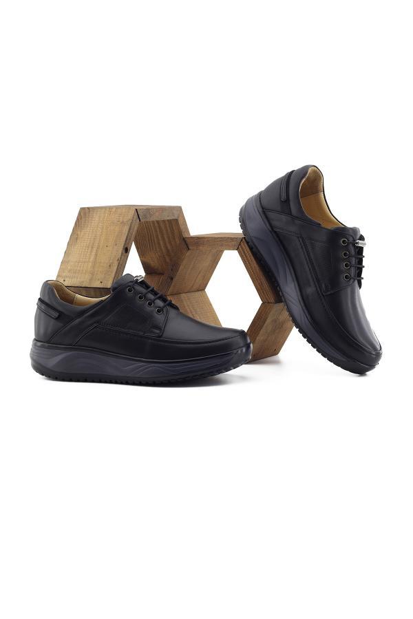 کفش مخصوص پیاده روی مردانه مارک برند Barmea رنگ مشکی کد ty36295755