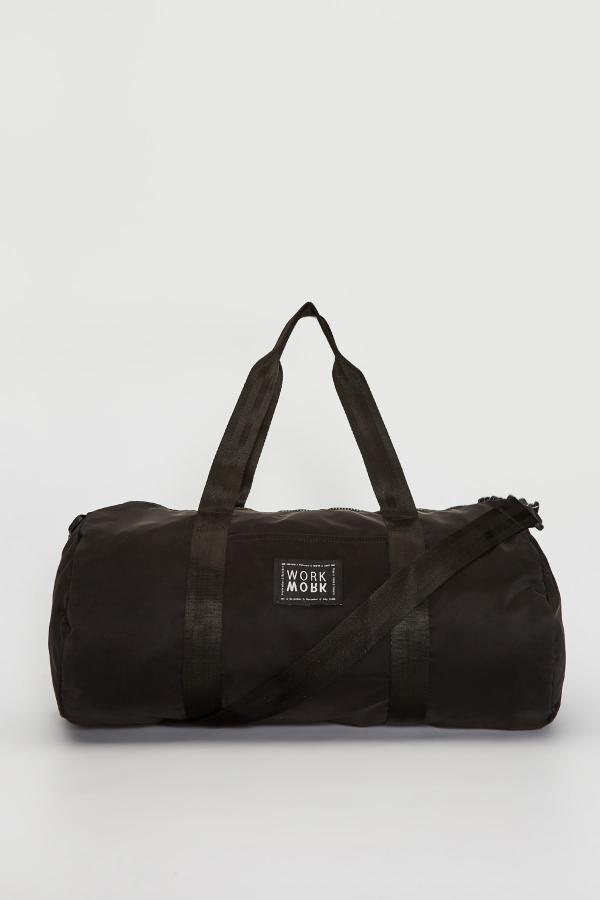 خرید پستی کیف ورزشی مردانه پارچه  برند ال سی وایکیکی رنگ مشکی کد ty36511043