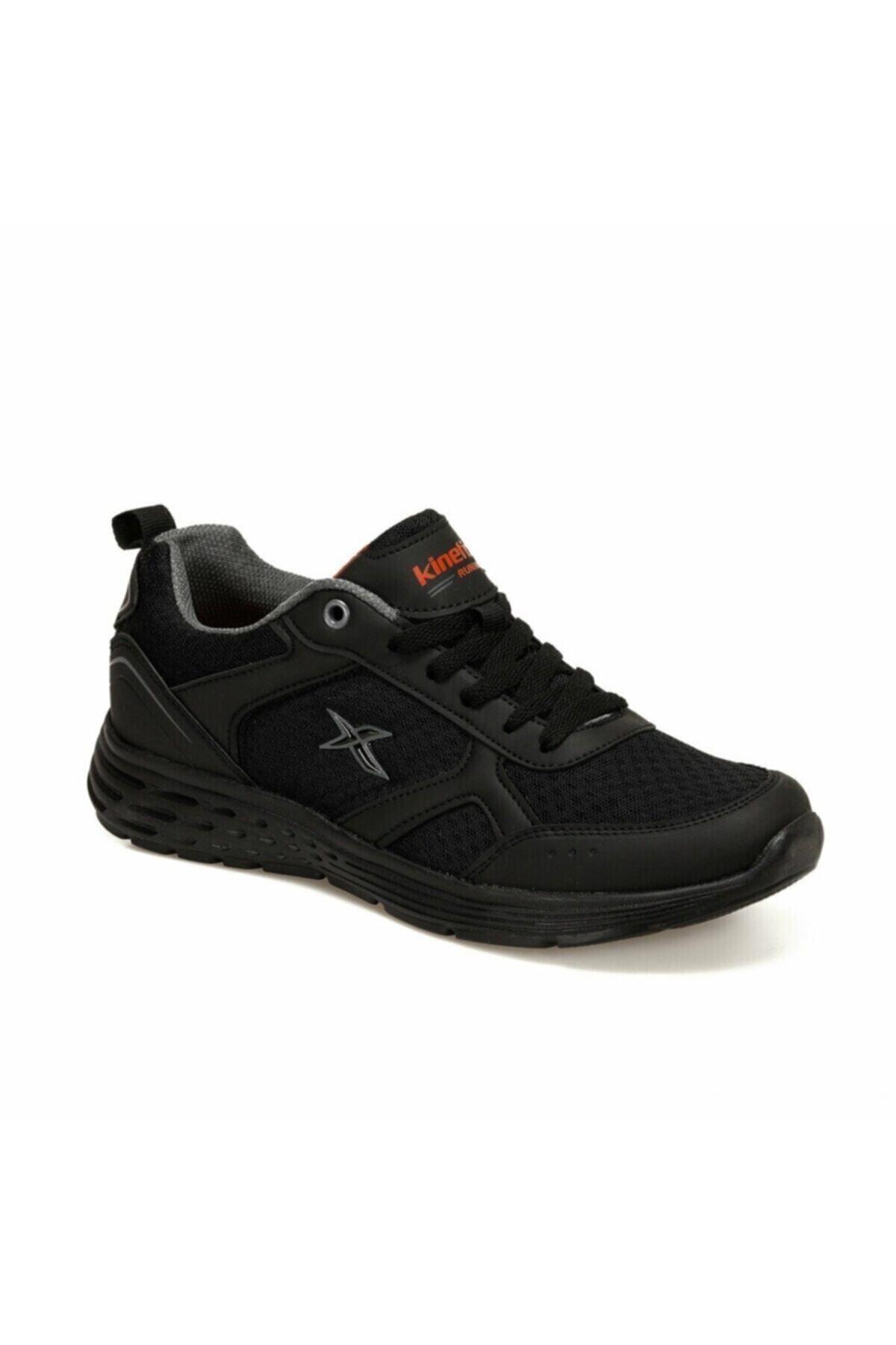 کفش مخصوص پیاده روی زیبا برند کینتیکس kinetix رنگ مشکی کد ty36784192