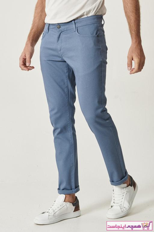 شلوار مردانه مدل 2020 برند ALTINYILDIZ CLASSICS رنگ آبی کد ty37205973