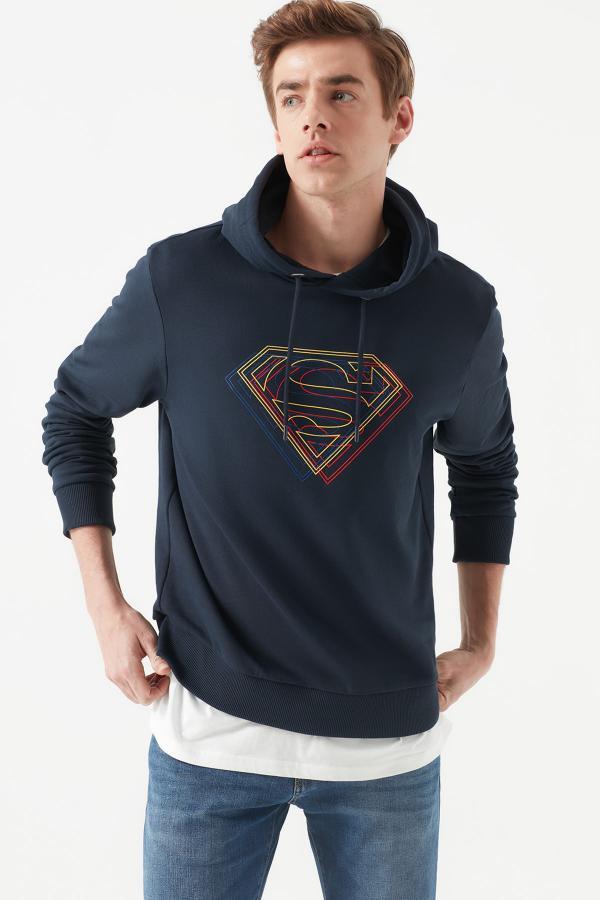 خرید سویشرت غیرحضوری برند ماوی رنگ آبی کد ty37519225