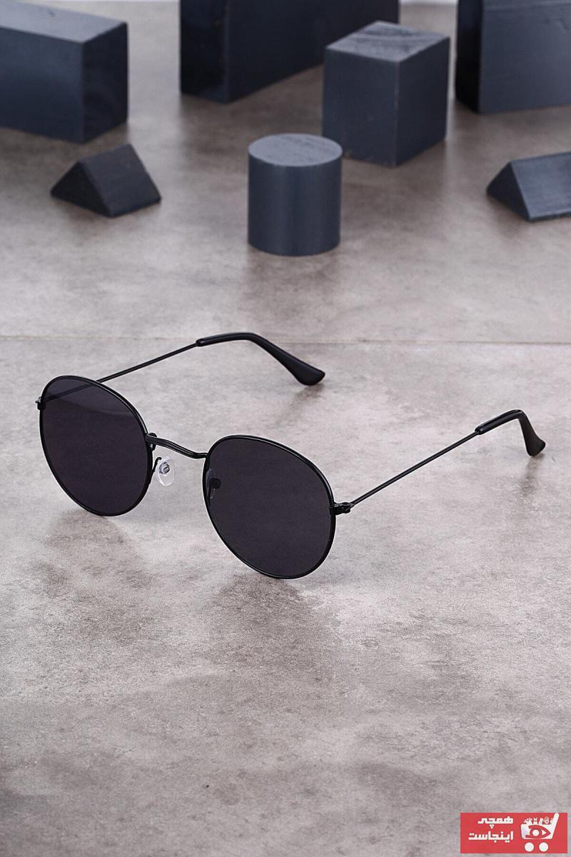 فروش نقدی عینک آفتابی مردانه خاص برند Max Polo رنگ مشکی کد ty37560290