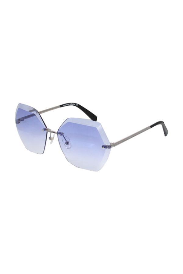 خرید نقدی عینک آفتابی زنانه ترک برند Osse رنگ آبی کد ty37572402