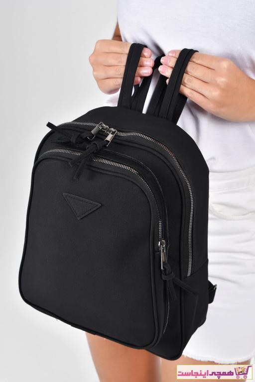 فروشگاه کوله پشتی دخترانه تابستانی برند Bagzone رنگ مشکی کد ty37673530
