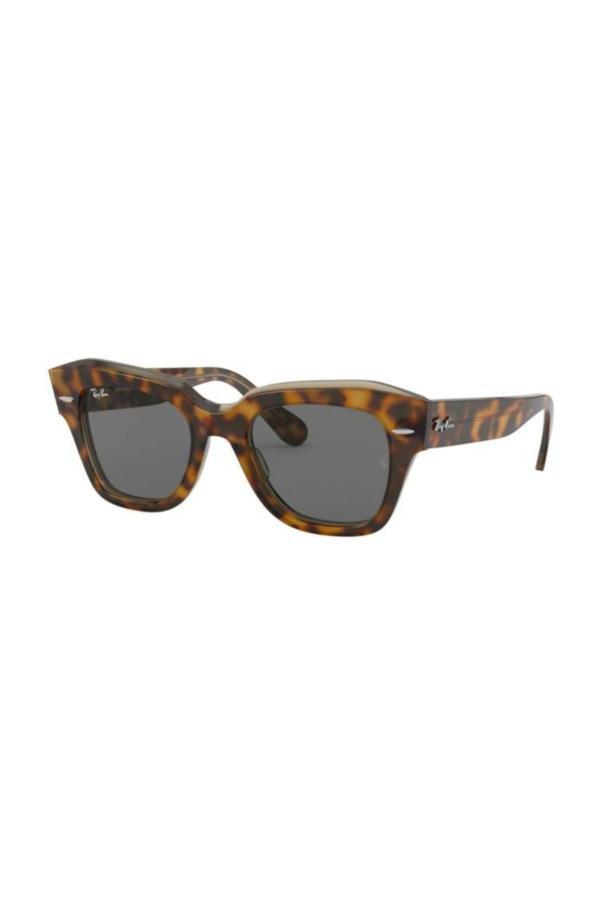 فروشگاه عینک آفتابی زنانه اینترنتی برند ری بن رنگ نقره ای کد ty37698971